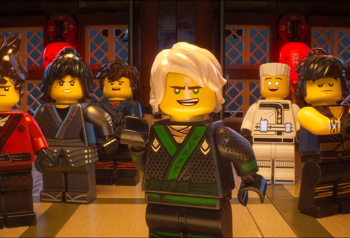 REVIEW: Is 'The Lego Ninjago Movie' family-friendly and OK for small children? (And are there any scary parts?)