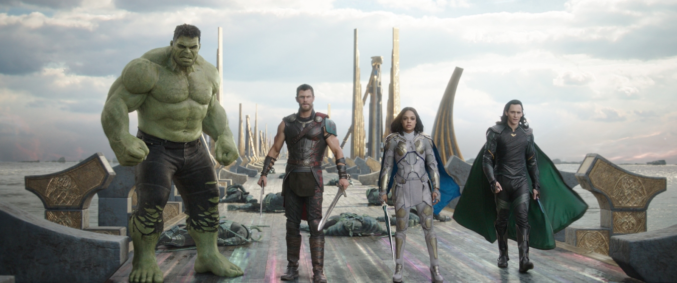 REVIEW: 'Thor: Ragnarok' doesn't take itself too seriously. That's good.
