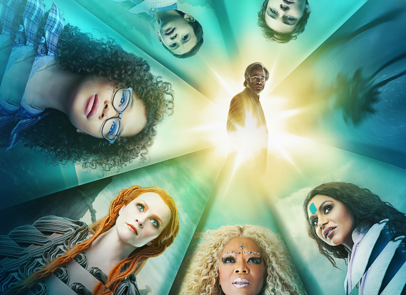 REVIEW: 'A Wrinkle In Time' booted God to the curb ... and the plot, too