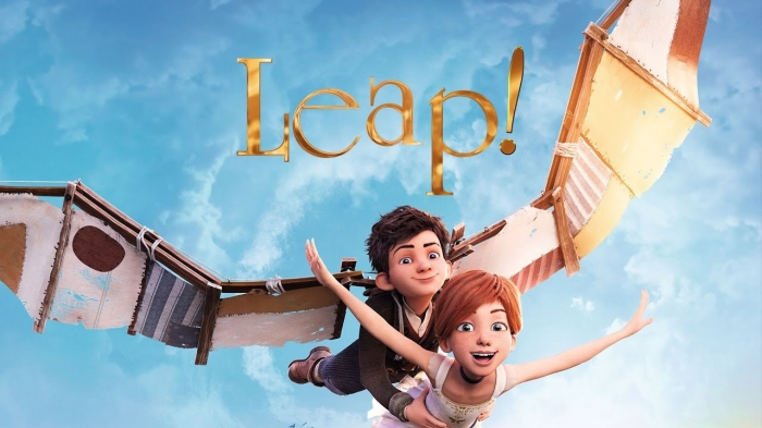 REVIEW: Is 'Leap!' OK for small children?