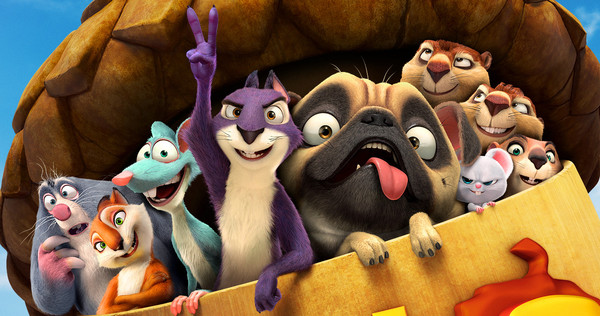 REVIEW: 'The Nut Job 2' is surprisingly good, with a solid lesson about hard work